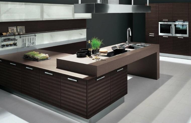 Cocinas modernas muebles cocinas for Cocinas super modernas