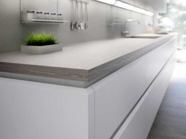 Las encimeras en la cocina muebles cocinas for Encimeras de cocina
