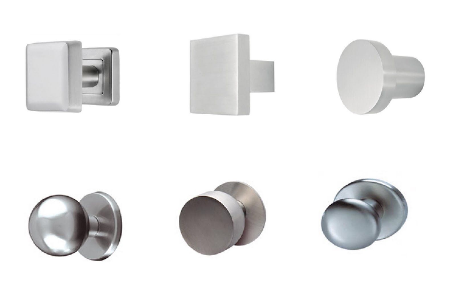 Tipos de muebles en la cocina muebles cocinas - Tiradores de puertas de cocina ...
