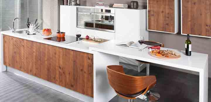 Tipos de muebles en la cocina muebles cocinas for Imagenes de muebles de cocina americanas