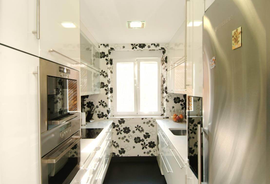 Cocinas peque as muebles cocinas for Cocinas pequenas en paralelo