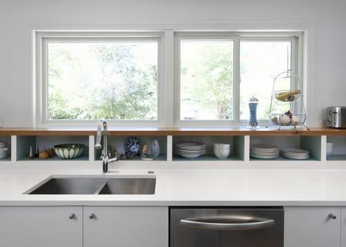 ventanas cocinas