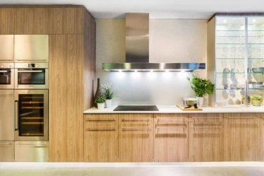 tipos madera cocinas