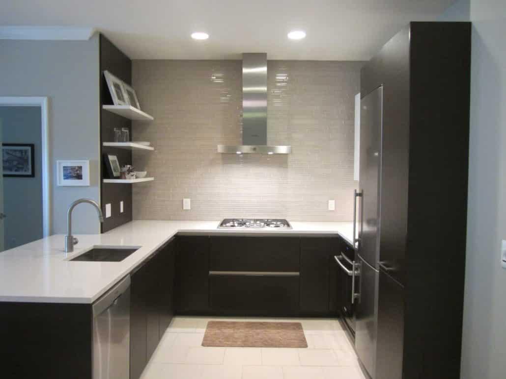 muebles cocinas moderna pequeñas