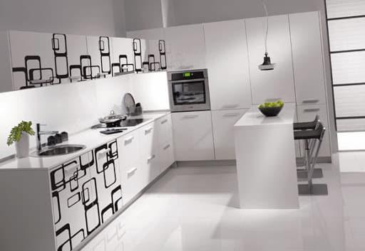 cocinas con dibujos